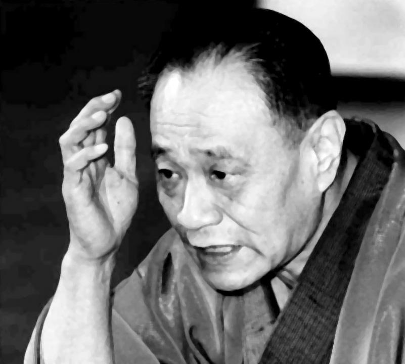 笑福亭松鶴(六代目)syoufukuteisyokaku